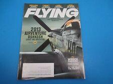 Flying Magazine October 2013 Airventure Oshkosh Legacy And Innovation M3925