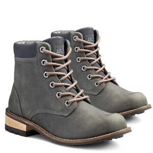 Kodiak Waterproof Women Work Boots for Hiking, Slip Resistant, Non Slip, Leather