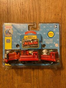 Thomas & Friends Take Along RUSTY & THE RESCUE CARS Diecast Lights & Sounds 2008