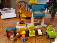 Fisher-Price Lift And Load Depot With Accessories