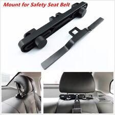 ISOFIX Latch ConnectorBracket Holder For BabySafety Seat Belts Headrest Mount
