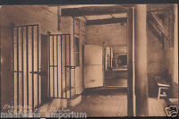 Lincolnshire Postcard - The Prisoner Cells, Old Town Hall, Boston  MB146