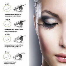 1Box Synthetic Mink Eyelash Extension Curl JBCD Individual Semi Permanent Lashes