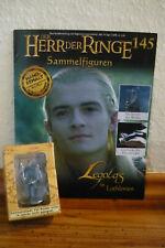 Herr der Ringe Sammel-Figur:Legolas in Lothlorien (Nr. 145) +OVP+Heft