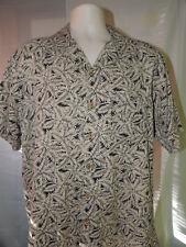 Paradise Coves Men's Hawaiian Shirt Size M