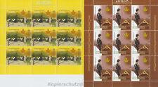 EUROPA CEPT 2007 PFADFINDER SCOUTS - MAKEDONIEN MACEDONIA 430-31 KLEINBOGEN **