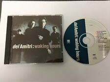 Waking Hours 1990 | Import by Del Amitri CD - NR MINT