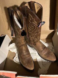 Cowboy Boots Justin's Size 13D