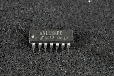 Fairchild Semiconductor, uA1488PC, IC, RS232 QUARD LINE DRIVER
