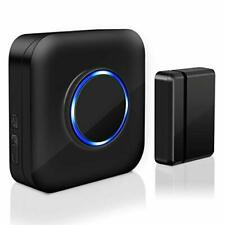 BITIWEND Wireless Door Sensor Alarm Chime for Office Shop Home NEW
