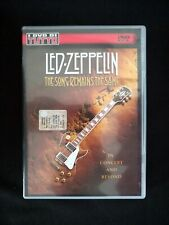 DVD - LED ZEPPELIN, The song remains the same