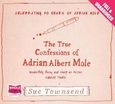 True Confessions of Adrian Albert Mole [Unabridged] by Sue Townsend | Audio CD B
