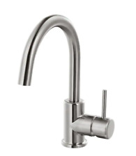 IKEA GLYPEN Mixer tap, stainless steel effect new