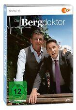 Der Bergdoktor Staffel 13 Neu und Originalverpackt 3 DVDs