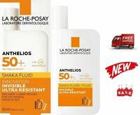 LA ROCHE POSAY ANTHELIOS SHAKA FLUID ULTRA-LIGHT SPF50 Sunscreen (UVA+UVB) 50ml