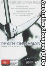 Death On Demand DVD NEW, FREE POSTAGE WITHIN AUSTRALIA REGION ALL
