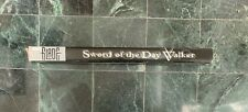Factory X BLADE Sword of the Day Walker Licensed Movie Prop MIB!