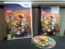 GIOCO NINTENDO Wii USATO LEGO INDIANA JONES 2 L'AVVENTURA CONTINUA