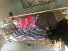 4 different, and size small ponchos, check description box and pictures