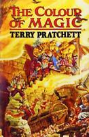 The Colour of Magic (Discworld Novels) by Terry Pratchett, NEW Book, FREE & Fast