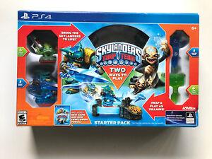 Skylanders Trap Team Starter Pack (Sony PlayStation 4) PS4 - Brand New