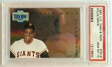 Willie Mays 1993 Upper Deck Then & Now #TN18 PSA 10
