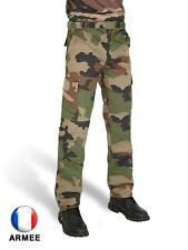 Pantalon camouflage T54 CEE F7 Neuf solide armé militaire original CEE