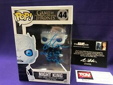 Autographed FUNKO POP! w/ Protector- Richard Brake Game of Thrones Night King 44