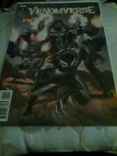Venomverse War Stories #1B, Lim Variant, 2017, NM