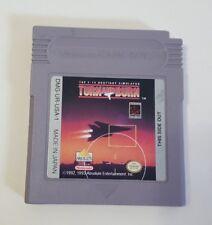Turn and Burn - Nintendo Game Boy GB 1992 Video Game Cartridge