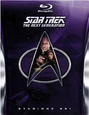 STAR TREK THE NEXT GENERATION - saison 6 Blu ray  NEUF §