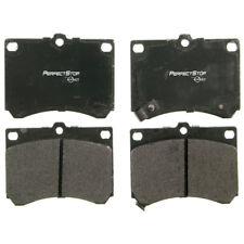 Disc Brake Pad Set Front Perfect Stop PS473M