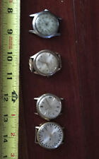 Antique Vintage Watches Lot Of 4