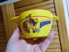 Tasse mug bol bowl a oreilles pub Chocolat BANANIA
