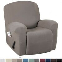 NON-SLIP RECLINER CHAIR COVER PROTECTOR ELASTIC SOFA COUCH COVERS FOR ARMCHAIRS