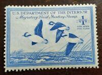 Scott # RW15 1948 Federal Duck Stamp Mint OG Never Hinged
