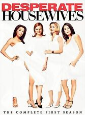 DESPERATE HOUSEWIVES - 1ST SEASON - 7 COMPLETE DISCS