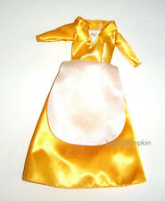 Barbie Fashion Signature Yellow Gown/Dress Costume For Barbie Dolls dn39