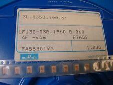 MuRata 1960MHz Bandpass Filter, LFJ30-03B1960B060, 20pcs