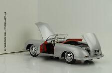 1948 Porsche 356 Nr.1 Speedster silber 1:18 Autoart Museum Diecast