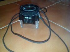 Nikon magnifying loupe, (35mm)