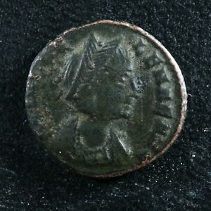 Helena AE14 337-340 Constantinople RIC VIII 33 Pax Officina #5