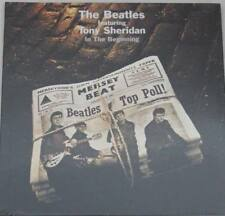 THE BEATLES featuring TONY SHERIDAN In The Beginning LP Vinyl 2012 Polydor * NEW