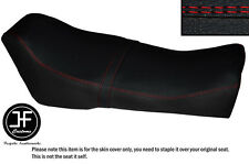 Red DS Costura Personalizado se ajusta DUCATI panath 600 SL Vinilo Doble Cubierta de asiento solamente