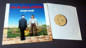 LP VINYL De Bläck Fööss - Morje Morje Schallplatte KARNEVAL Köln Kölle 1982