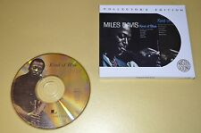 Miles Davis-Kind of Blue/master sound 24 carats gold CD/sony music 1995