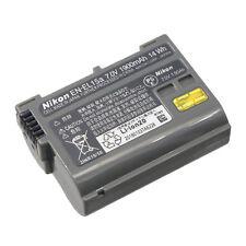Genuine EN-EL15A Battery for Nikon D850 D7500 D750 D810 D7200 D7000 D7100 camera