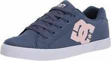 DC Chelsea Navy Pink Womens Skate Trainers