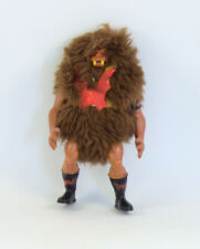 Vintage Grizzlor Masters of the Universe MOTU Action Figure Mattel 1980s He-Man