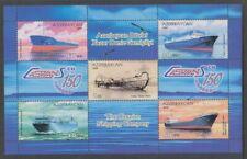 Azerbaijan - 2008, Caspian Co sheet - MNH - SG MS715